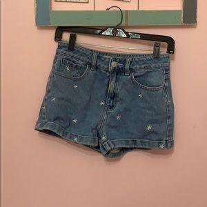 PacSun Daisy Mom Shorts